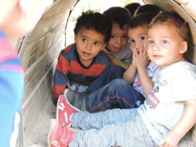 infants túnel
