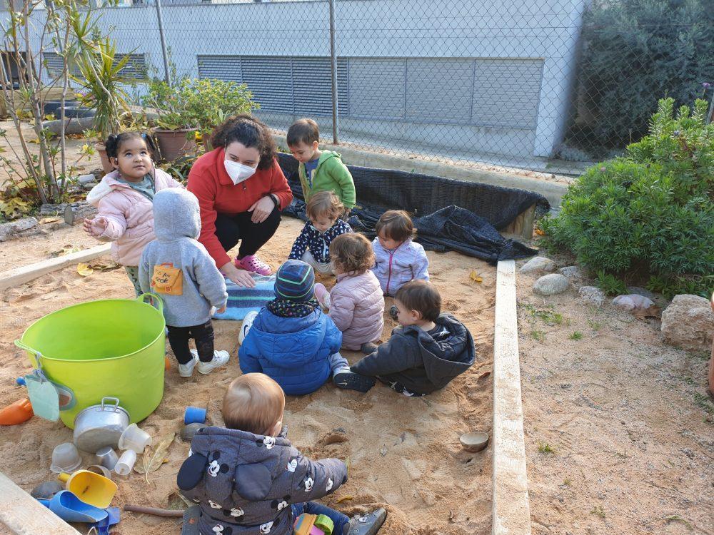 infants troben el tió