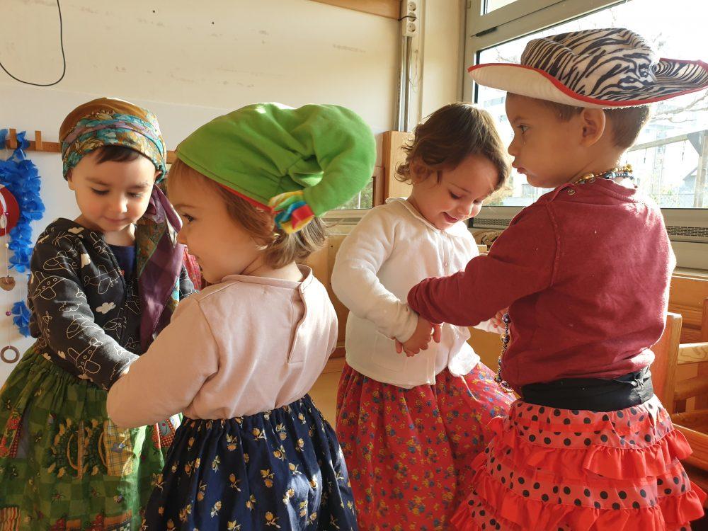 infants ballant